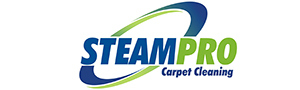 SteamPro Carpet Cleaning Logo
