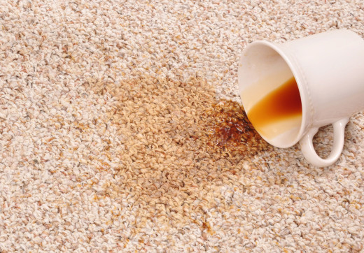 coffee-spill-on-carpet
